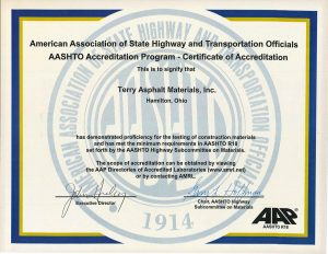 TAMI AMRL Certification