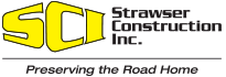 Strawser Construction Inc. | Crack Seal